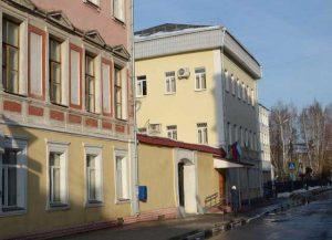 Тверской гарнизонный военный суд 1